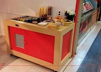 Buffet para restaurante quente e frio