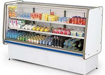 Balcão encosto refrigerado inox 1 50m