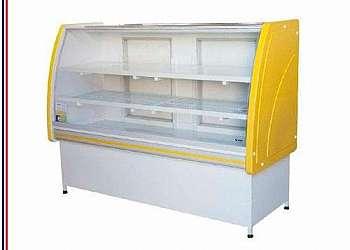 Balcão refrigerado para cozinha industrial