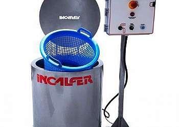 Centrífuga industrial para secar alimentos