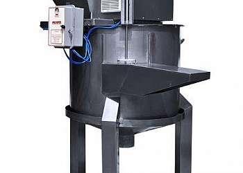 Descascador de batatas industrial usado