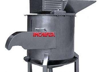 Máquina para descascar alho industrial