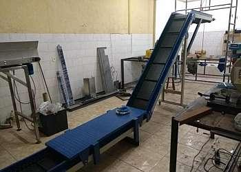 Esteira industrial usada