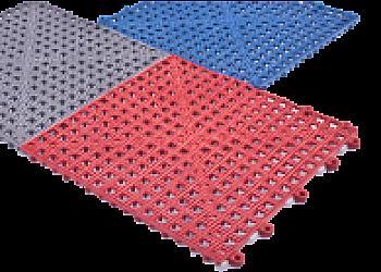 Esteira modular plástica