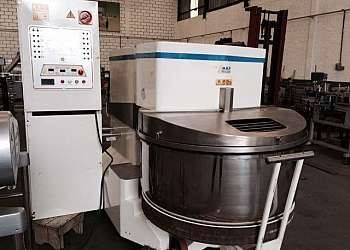 Máquina batedeira industrial
