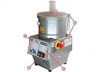 Processador de suco industrial